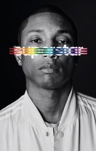 Pharrell Williams pour Adidas
