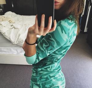 Kendall Jenner selfies