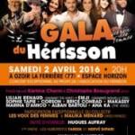© Le gala du hérisson