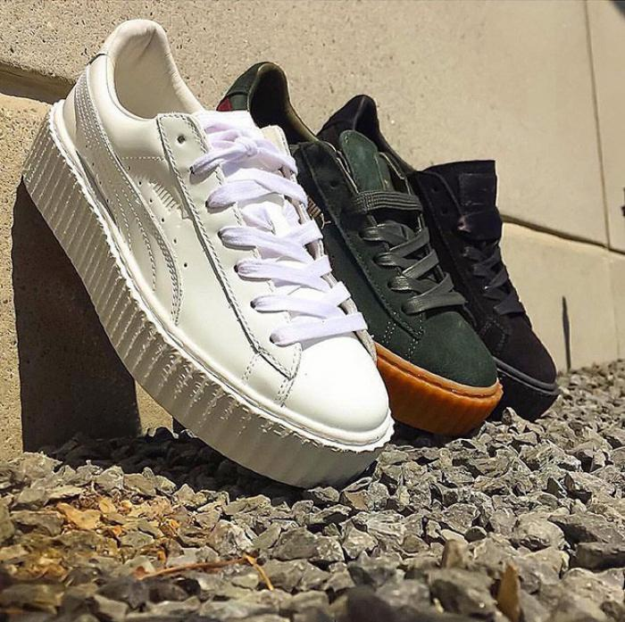 Puma Fenty sneakers