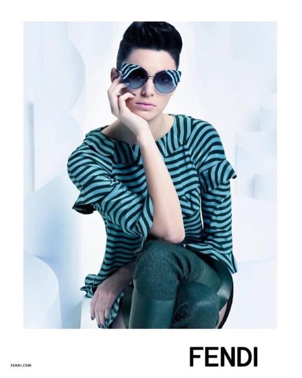 Fendi Kendall JennerAllures Livealike Pour D'audrey Hepburn 8wOXn0Pk