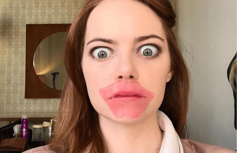 patch lèvres