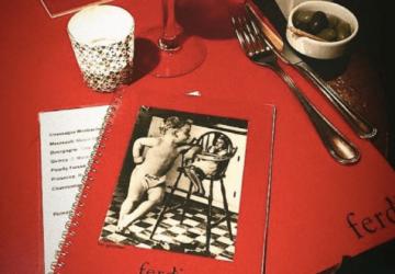 Ferdi restaurant célébrités