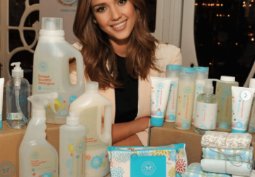 the honest company Jessica Alba