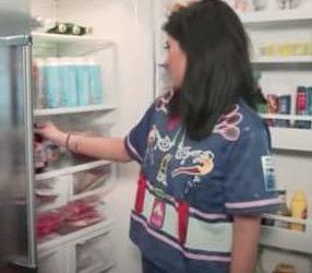 cuisine Kylie Jenner