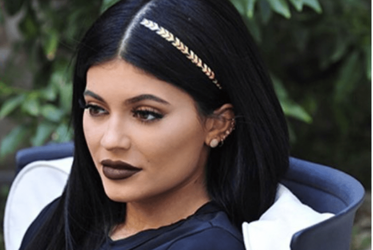 Kylie Jenner Tatouages cheveux