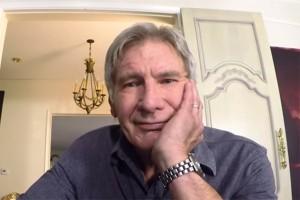Harrison Ford sur Omaze
