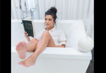 Kourtney Kardashian grippe Manuka