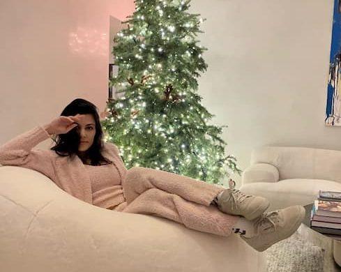thé miracle Kourtney Kardashian