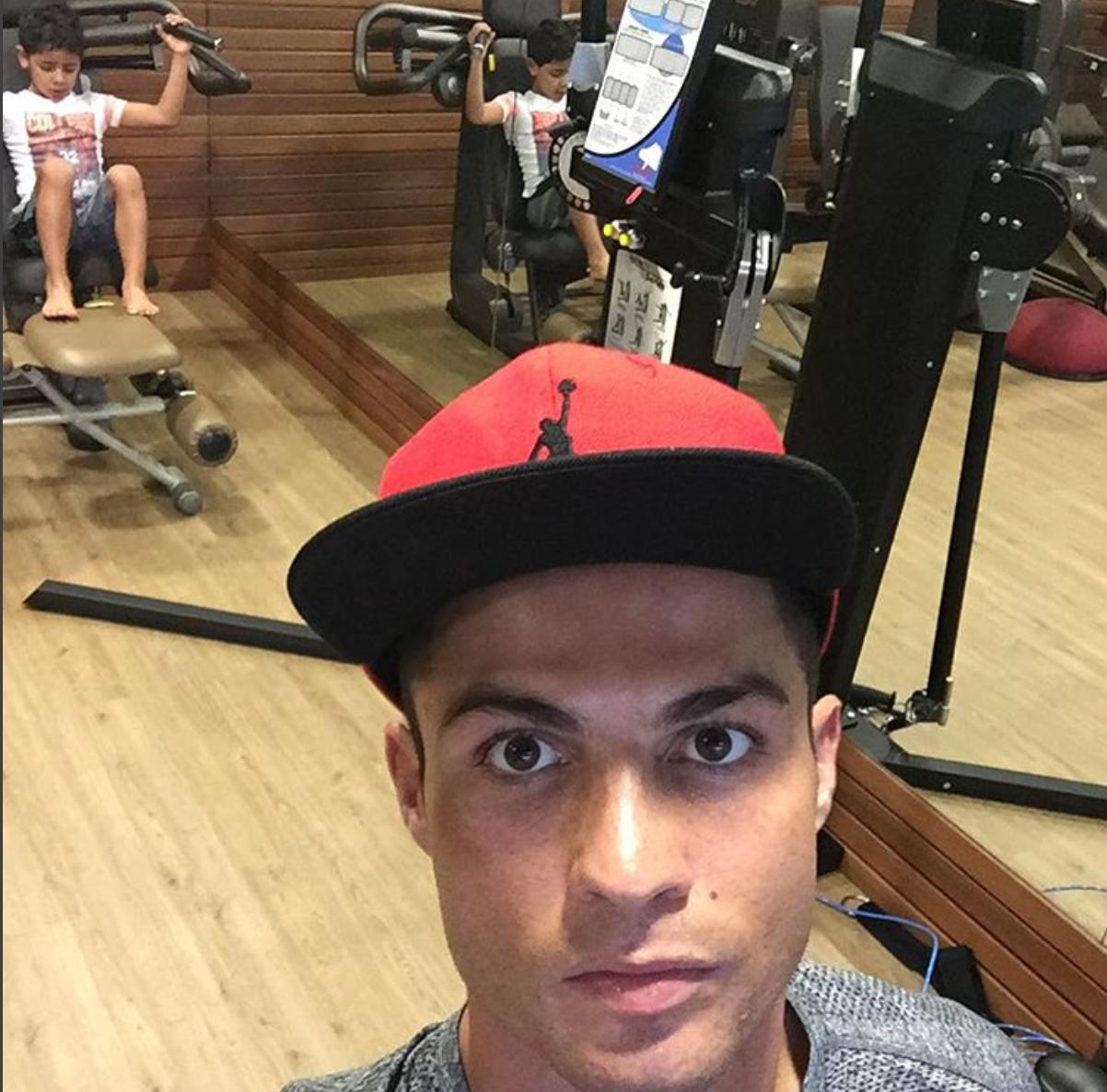 Cristiano Ronaldo cristiano) Instagram photos and Photos cristiano ronaldo junior