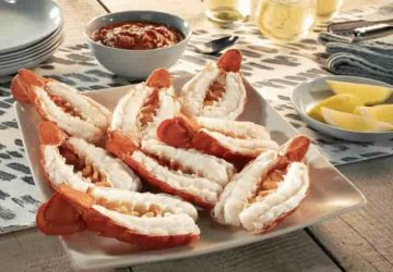 beyoncé restaurant homard