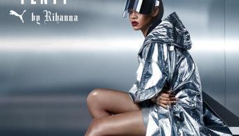 Rihanna Puma trainer