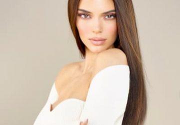 Shampoing Kendall Jenner