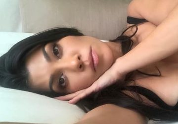 gommage naturel levres kourtney Kardashian