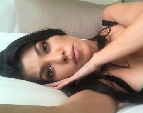 gommage naturel levres kourtney Kardashian
