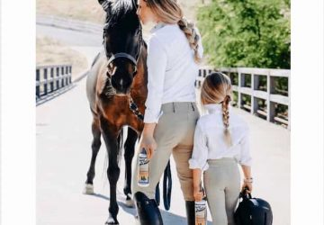 shampoing pour chevaux Mane'n'tail