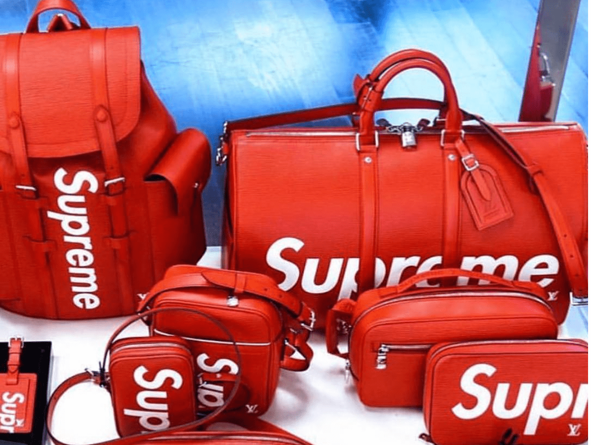 Louis Vuitton x Supreme Louis Vuitton x Supreme   une collab  qui fait  parler ... 1df799ed2e5