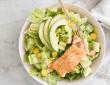 La salade detox de Kourtney Kardashian