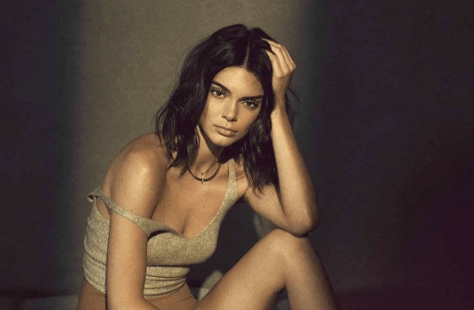routine beauté Kendall Jenner