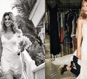 robes de mariées célébrités