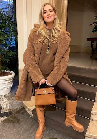 doudou manteau teddy bear coat