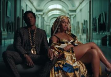Beyoncé Jay Z Le Louvre