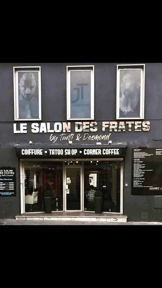 Le salon des fratés : Julien Tanti lance ses salons de coiffure !