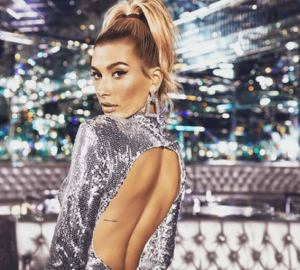 Hailey Baldwin x Pretty little Thing