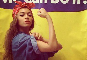 Beyoncé journée internationale de la femme