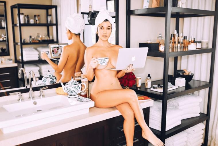 kourtney Kardashian Poosh