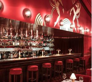 roxie cabaret restaurant ultra vip Sandra Sisley