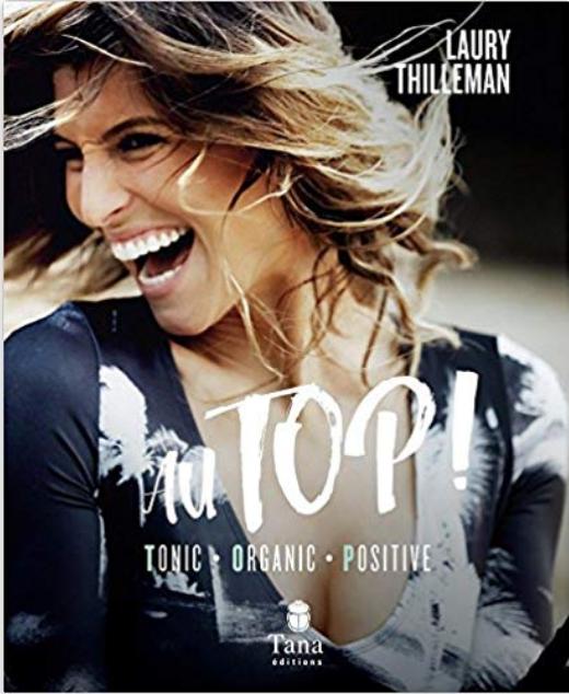 livre au top Laury THilleman