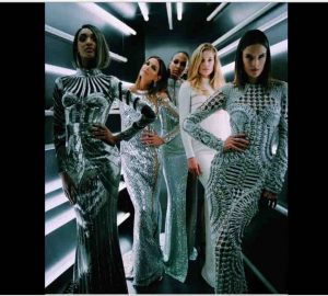 Balmain Army Olivier Rousteing