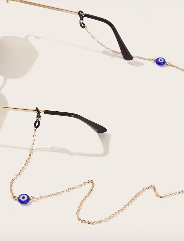 chaîne à lunettes