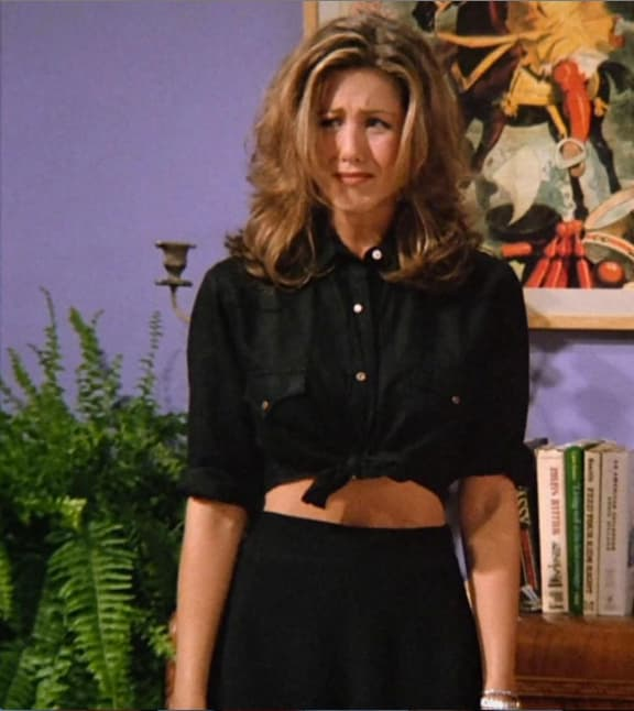 Looks Rachel Green Friends Jennifer Aniston