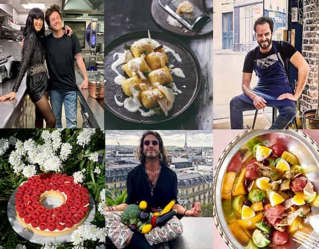 chefs français à suivre instagram