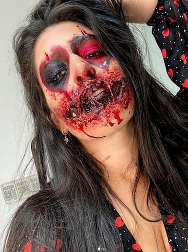 Maquillage Halloween : inspirez-vous de vos stars préférées
