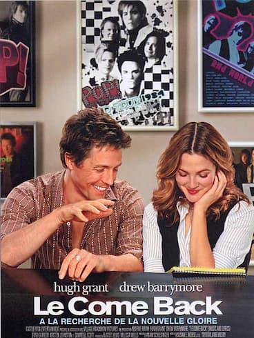 Comédies romantiques Drew Barrymore