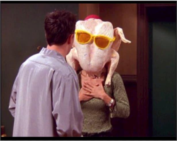 friendsgiving thanksgiving friends recette Monica