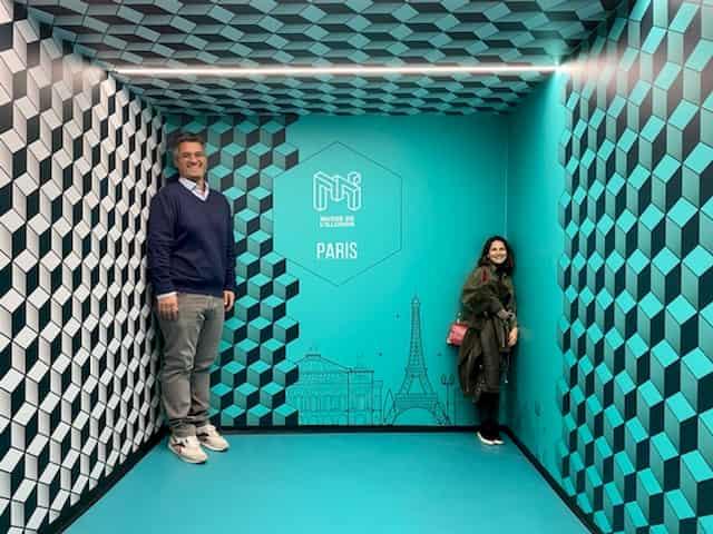 musée de l'illusion Paris