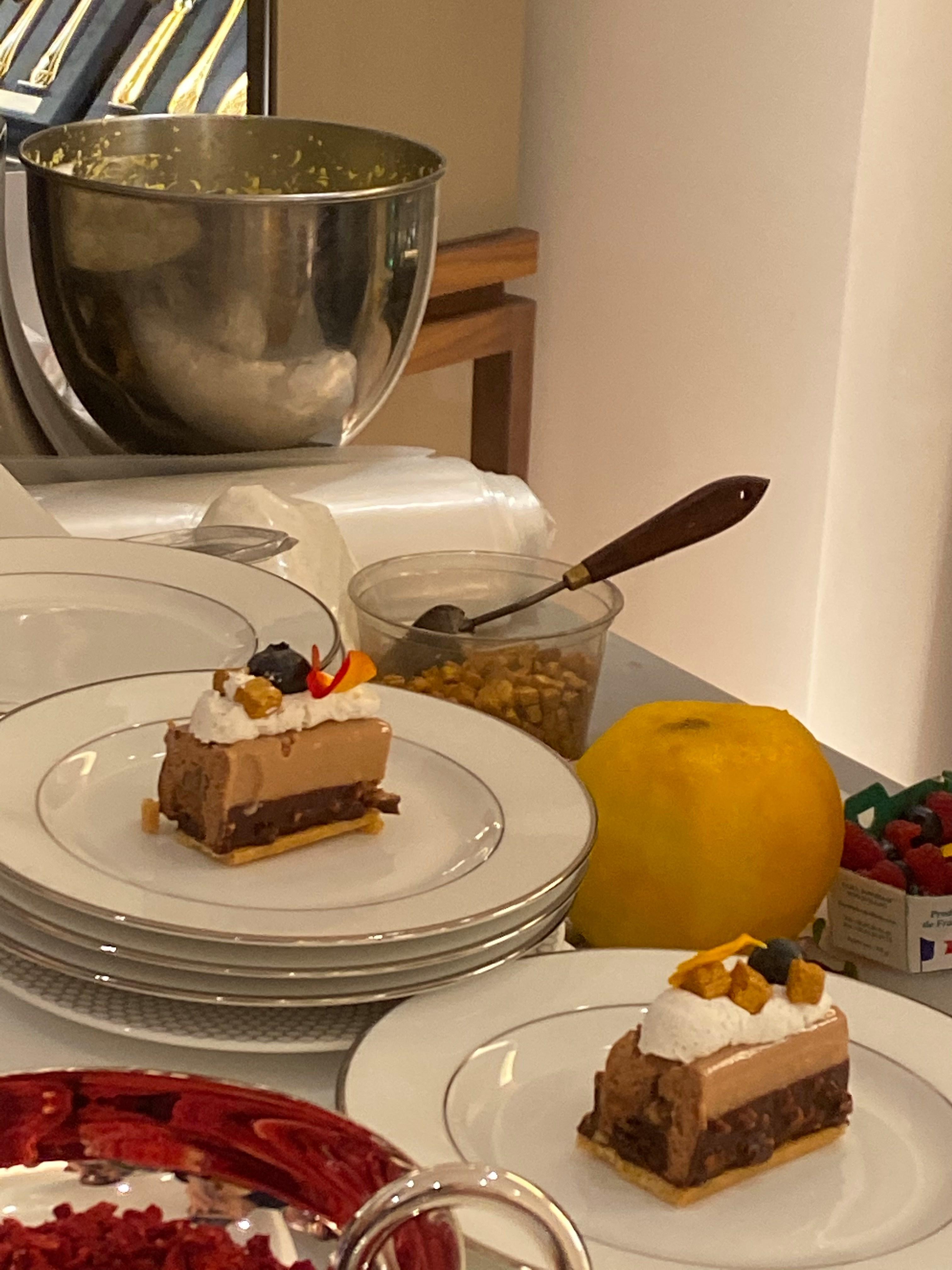 Valentin Neraudeau dessert addict