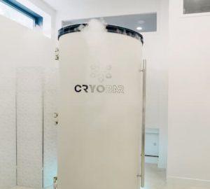 Cryothérapie cryobar