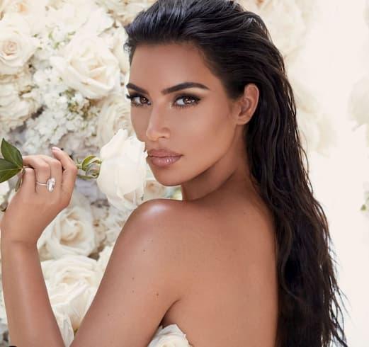 Kim Kardashian marque cosmétique