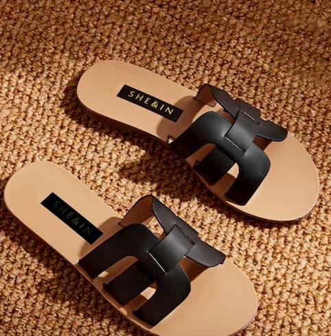 Sandales d'été 2020