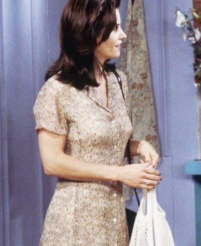 style Monica Geller