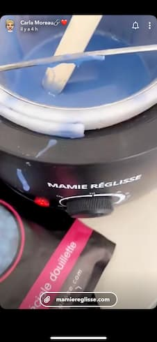 cire Mamie Réglisse