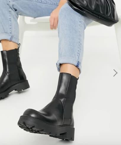 bottes hiver 2020