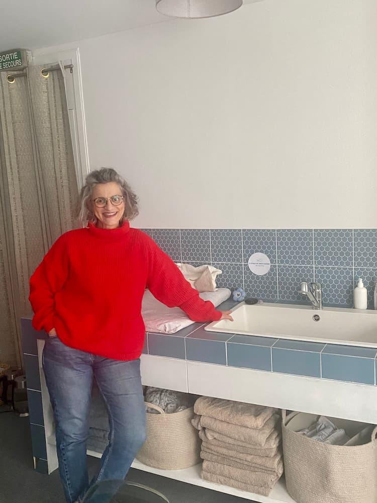 Le bain de Sonia : notre rencontre avec Sonia Krief