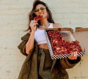 tortilla pizza shay mitchell